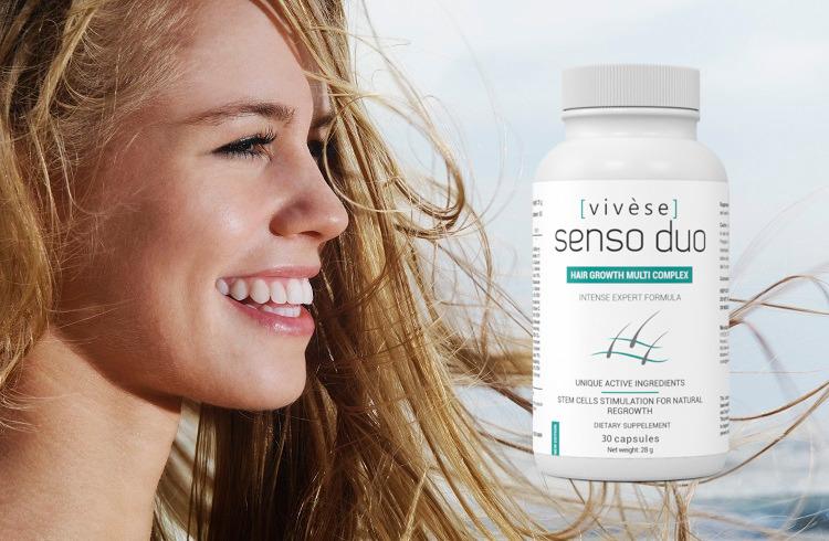 Vivese Senso Duo Capsules – funcționează, comentarii, pareri, preț