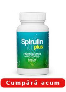 Spirulin Plus ingrediente