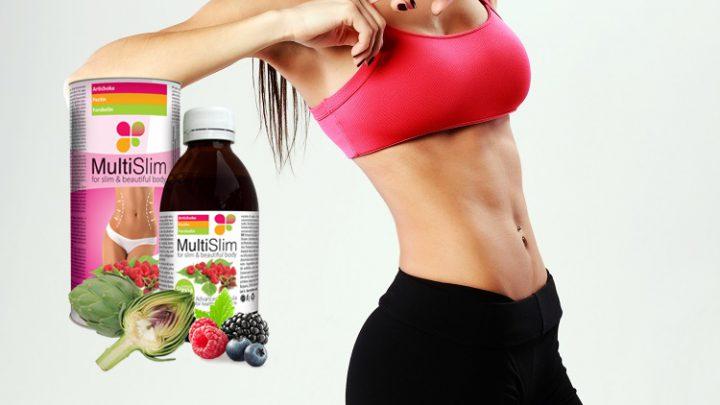 MultiSlim – ingrediente, pareri, efecte, unde să cumpere