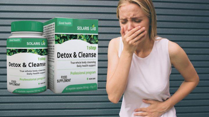 1StepDetox – farmacie, ingrediente, pareri, funcționează
