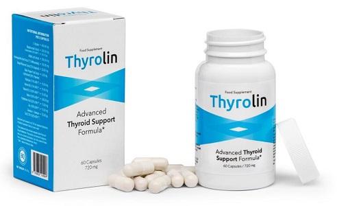 Thyrolin ingrediente