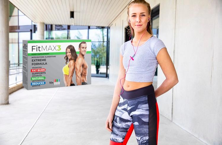 FitMax3 – pareri, efecte, funcționează, comentarii