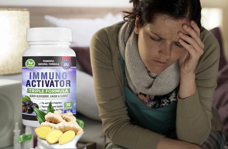 ImmunoActivator- ingrediente, pareri, funcționează