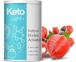 Keto Light+ ingrediente