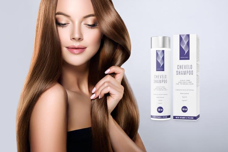 Chevelo Shampoo – ingrediente, pret, unde să cumpere, for, farmacie