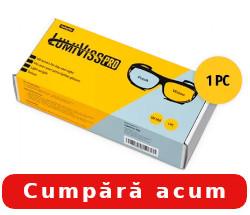 LumiViss Pro funcționează